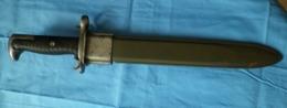 Baïonnette US  Pour Garand WW2 - Knives/Swords