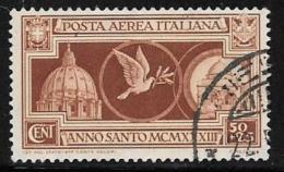 Italy, Scott # CB1 Used Holy Year, 1933 - 1946-.. Republiek