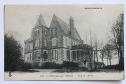 Villa De L'Orme, St-GERMAIN-des-FOSSES, BOURBONNAIS, FRANCE - Unclassified