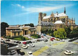 REIMS - 51 -   La Cathédrale  Et Le Palais Archiépiscopal - ENCH - - Reims
