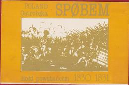 Battle Of Ostrołęka (1831) Lt.Col. Jozef Bem Czwartacy Poland POLSKA Pologne Polen QSL Card Amateur Radio St - Radio Amateur