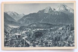 Berchtesgaden Vom Lockstein, Deutschland Germany - Berchtesgaden