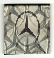 Mercedes-Benz - Matchbox Pochette D' Allumettes Carteira De Fósforos Caja De Cerillas- 3 Scans - Zündholzschachteln