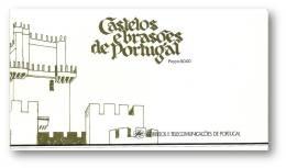 BEJA 1986 ** - Coat Of Arms And Castle - Heraldic - Booklet Afinsa N.º 1751 - Carnets