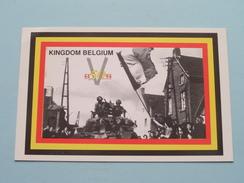 BELGIAN RADIO AMATEURS ( Allied Forces ) ON4ND < OS4ACM ( Kingdom Belgium ) 1994 ( Zie Foto Voor Details ) !! - Radio Amateur