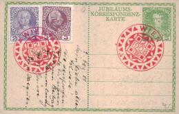 Österreich  Alte Karte  - Stempel Beleg .. (  K3209  ) Siehe Foto - 1850-1918 Impero