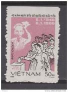 VIETNAM   ERROR  IMPERF AT TOP . ELECTION   MICHEL   N°1654  **MNH Réf  0521 - Viêt-Nam