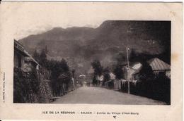 Réunion - Salazie - Entrée Du Village D'Hell-Bourg - Réunion