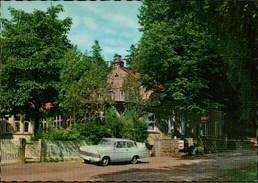! Ansichtskarte Obernkirchen, Opel, Automobil, Car - PKW
