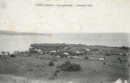 Papouasie-Nouvelle-Guinée - Port-Léon, Vue Générale - Missionnaires Du Sacré-Coeur D'Issoudun - Carte Non Circulée - Papua Nuova Guinea