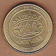 AC - SALZHOF APOTHEKEN TOKEN JETON - Monetary/Of Necessity