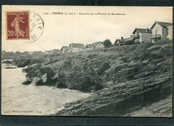 CPA - PORNIC - Chalets De La Pointe De Gourmalon - Pornic