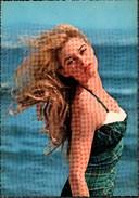 ! Ansichtskarte Brigitte Bardot - Artiesten
