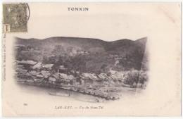 (Tonkin) 159, Lao-Kay, Moreau 621, Vue Sur Nam-Thi, Dos Non Divisé - Vietnam
