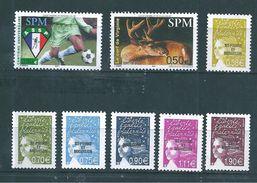 Timbres De St Pierre Et Miquelon  De 2003  N° 798 A 805  Neufs ** Parfait - St.Pedro Y Miquelon