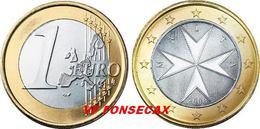 VF MOEDA DE 1 EUROS   MALTA DE 2011 - Malta