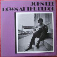 John Lee Down At The Depot Vynile LP 33 Tours Original - Blues