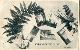 21 - Chazilly :  Souvenir  De ... - France