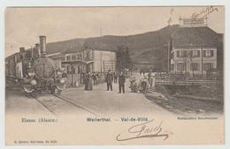 Weilerthal  Val De Villé  Restauration Schumacher - Other Municipalities