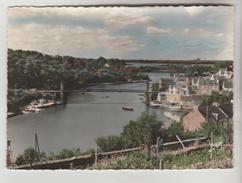 CPSM AURAY (Morbihan) - Vie Générale De Ka Rivière Du Sal Au Bono - Auray