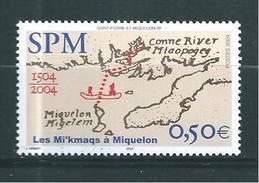 Timbres De St Pierre Et Miquelon  De 2004  N° 818  Neufs ** Parfait - St.Pierre Et Miquelon