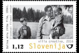 Slovenia Slowenien 2016 MNH** 2016-26 Valley Of Peace - Slowenien