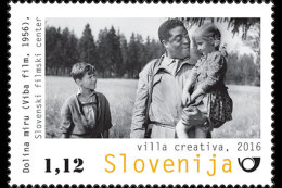 Slovenia Slowenien 2016 MNH** 2016-26 Valley Of Peace - Slovenia