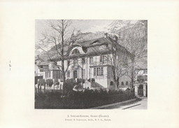 1909 - Iconographie Documentaire - Glaris (canton De Glaris) - Une Villa - FRANCO DE PORT - Unclassified