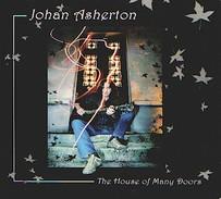 Johan ASHERTON - The House Of Many Doors - CD - DARK FOLK - Country & Folk