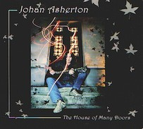 Johan ASHERTON - The House Of Many Doors - CD - DARK FOLK - Country Et Folk