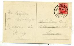 Belgique COB 138 ° Scherpenheuvel - 1915-1920 Albert I