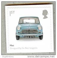Booklet  Stamp-  2009 MINICAR Single - Libretti