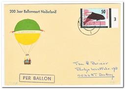 200 Jaar Ballonvaart Nederland - Luchtballons