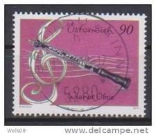 "Österreich 2012:   ""Wiener Oboe"" Gestempelt  (siehe Scan/Foto) - 1945-.... 2. Republik"