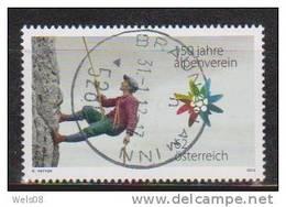 """Österreich 2012:   """"Alpenverein"""" Gestempelt (siehe Scan/Foto) - 2011-... Gebraucht"""