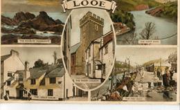 UNITED KINGDOM - Looe : Greetings - Scilly Isles