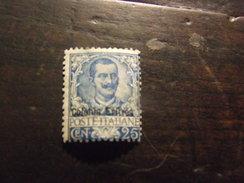 ERITREA 1903 ORDINARIA 25 C NUOVO * - Eritrea