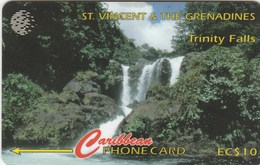 Saint Vincent And The Grenadines - Trinity Falls - 52CSVA