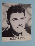 TONY RENO ( F. Delcuve ) Anno 19?? ( Details Zie Foto´s ) !! - Photographs