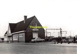 CPSM MERELBEKE STATIE STATION - Merelbeke