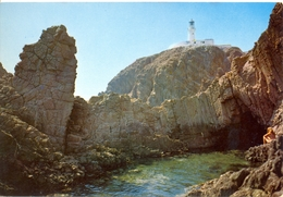 Espagne -  Almeria - Cabo De Gata - Le Phare Et Bain Des Sirènes - Ortama 92/53 - 1204 - Almería