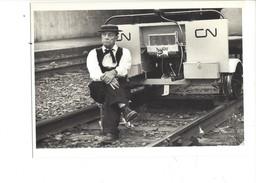 16369 - Buster Keaton Montreal 1964 Par Sam Tata - Actors