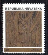 CROAZIA 1991 ,  N. 143B Dentellato 11 ***  MNH  Patria - Croatie