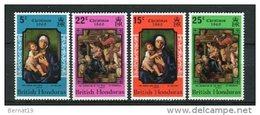 British Honduras 1969. Yvert 237-40 ** MNH. - Honduras Británica (...-1970)