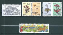 St Pierre Et Miquelon Timbres De 2007  N°899 A 904  Neuf ** Parfait - Nuevos