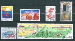 St Pierre Et Miquelon Timbres De 2007/08  N°909 A 915  Neuf ** Parfait Prix De La Poste - Nuevos