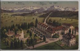 Stahlbad Knutwil - Animee - Litho Photoglob No. 02842 - LU Lucerne
