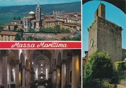 Cartolina - Postcard - Massa Marittima. - Massa