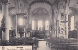 Lubbeek - Kerk  - Binnen - Lubbeek