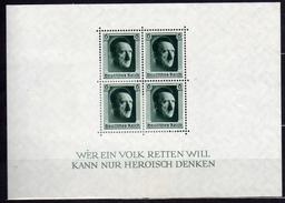 Deutsches Reich, 1937, Mi Block 7 * [120317L] - Allemagne